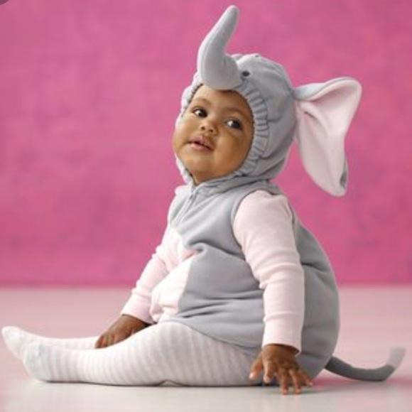 7a07544ec Carter's Costumes   Baby Elephant Costume   Poshmark